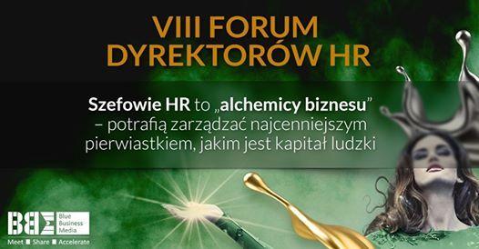 VIII Forum Dyrektorw HR