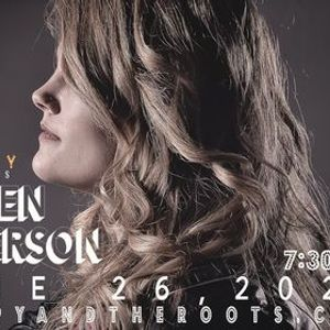 Lauren Anderson  Rock n Roll with a lotta soul LIVE in the Roots