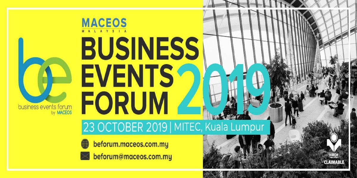 Business Events Forum 2019