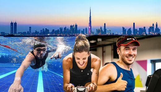 IRONSTAR INDOOR TRIATHLON SERIES 2021 in Dubai - Race 2, 14 August   Event in Abu Dhabi   AllEvents.in
