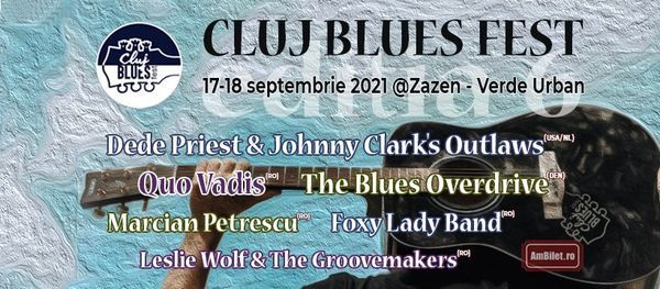 Cluj Blues Fest, 17 September   Event in Cluj-napoca   AllEvents.in