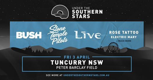 Under The Southern Stars - Tuncurry