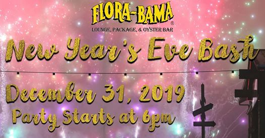 Flora-Bamas Annual New Years Eve Bash