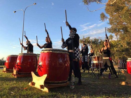 Ninja Taiko Drumming - Weekly Beginner Classes, 18 May | Event in Orange Grove | AllEvents.in