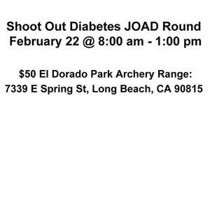 Shoot Out Diabetes Charity tournament