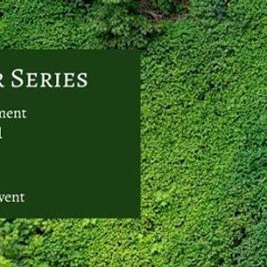 The Right to a Healthy Environment SSA Webinar Series