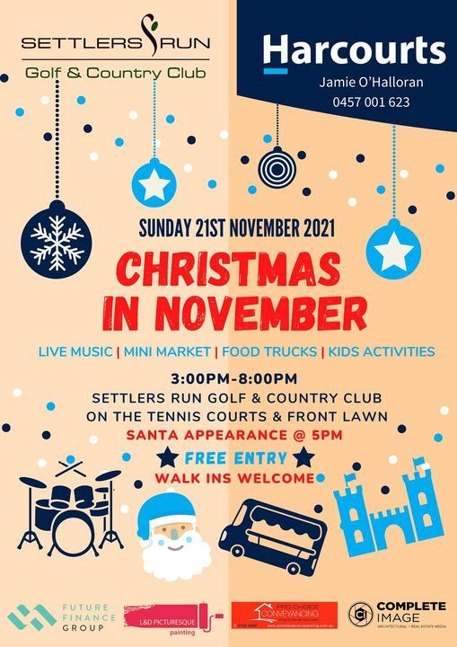 Christmas Market @ Settlers Run, 21 November | Event in Dandenong | AllEvents.in