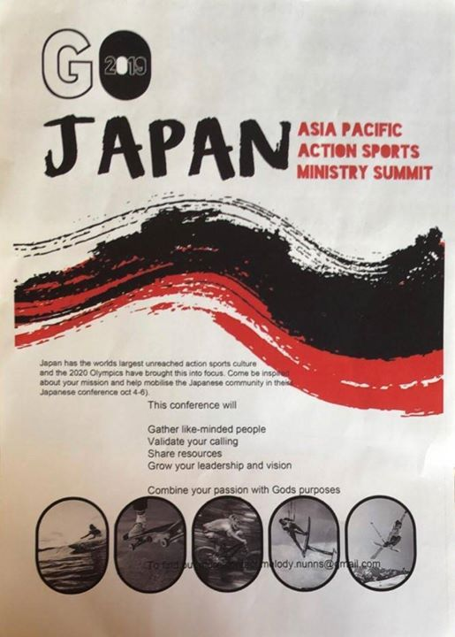 AsiaPacific Action Sports Leadership Gathering