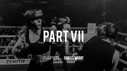 Fight Night Cardiff: Part VII, 23 March   Event in Cardiff   AllEvents.in