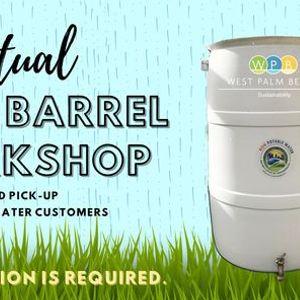 Rain Barrel Giveaway