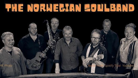 The Norwegian Soulband, 5 November | Event in Sandefjord | AllEvents.in