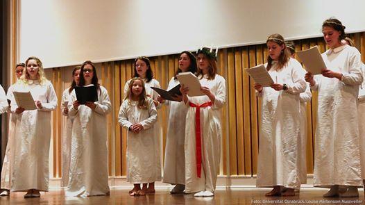 Schwedisches Lichterfest Lucia