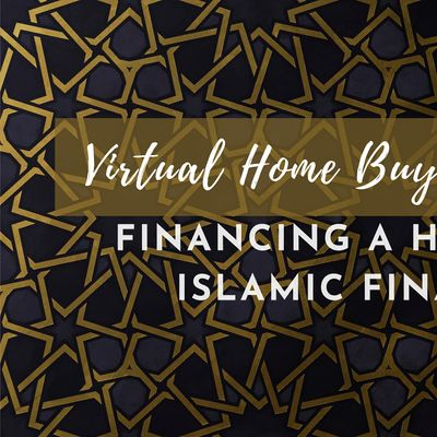 Buying a Home with Islamic Financing [DC]