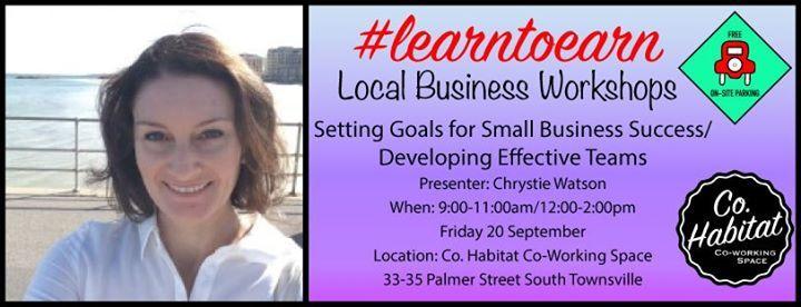 Learntoearn Business Workshop 4