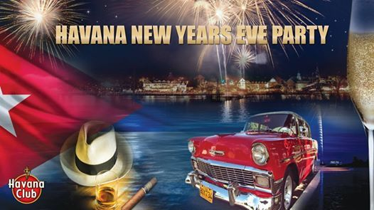 Havana New Years Eve Party