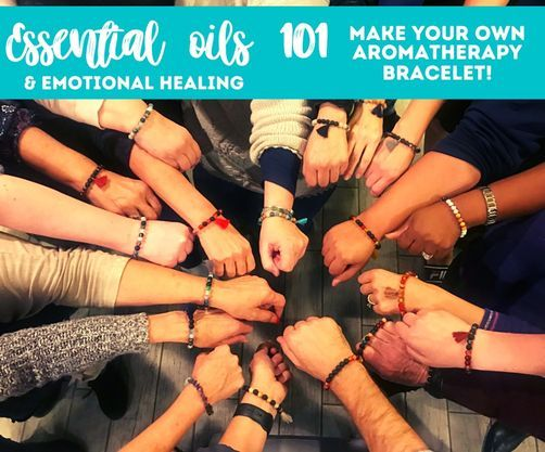 Essential Oils, Emotional Healing and Aromatherapy Bracelet Make   Event in Las Vegas   AllEvents.in