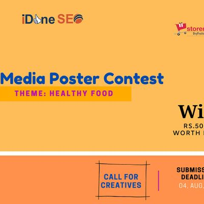 Social Media Poster Contest