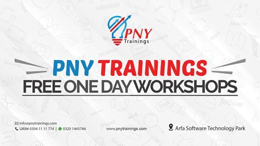 PNY Trainings Free One Day Workshops