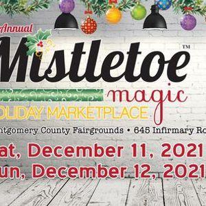 7th annual Mistletoe Magic Holiday Marketplace