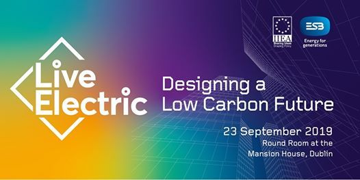 Live Electric - Designing a Low Carbon Future