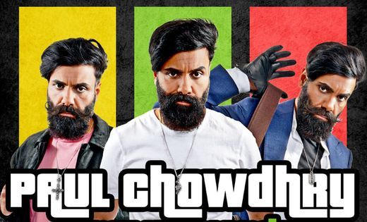 Paul Chowdhry: Family Friendly Comedian - Leicester, 3 December | Event in Leicester | AllEvents.in