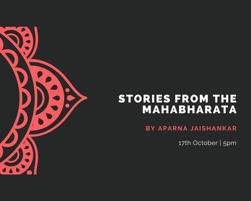 Stories from the Mahabharata | Event in Bangalore | AllEvents.in