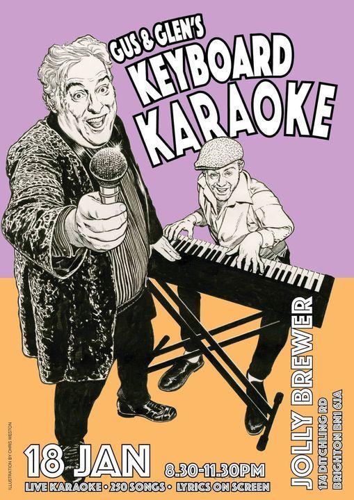 Keyboard Karaoke