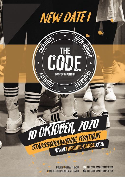 The Code Dance Competition 2020