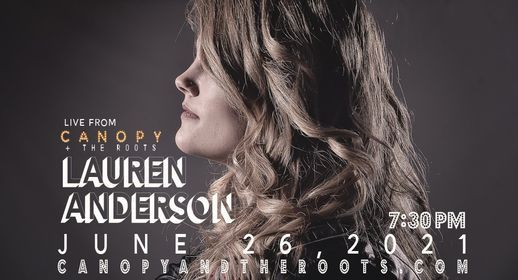 Lauren Anderson :: Rock n' Roll with a lotta soul LIVE in the Roots, 26 June | Event in Dahlonega | AllEvents.in
