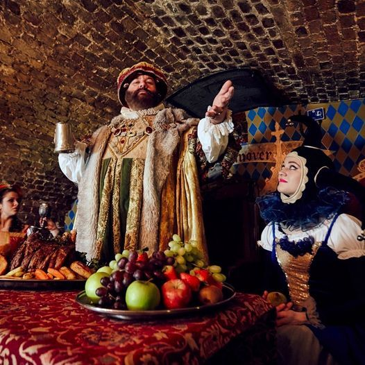 London's Medieval Banquet: 4 Courses with Bottomless Wine/Ale, 31 December | Event in London | AllEvents.in