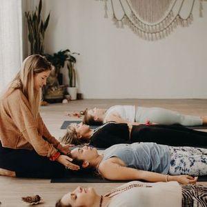 Advanced Yin Yoga Teacher Training