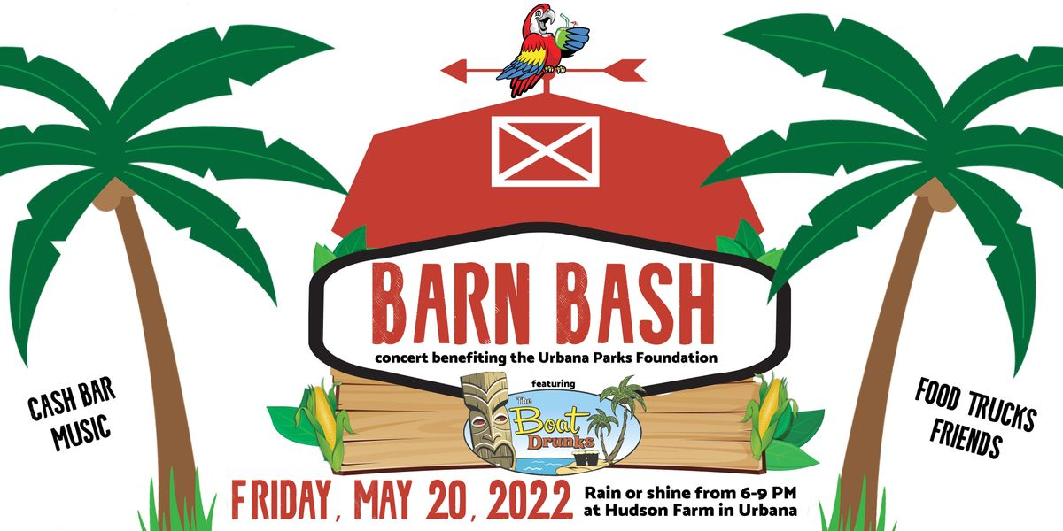 Barn Bash, 20 May   Event in Urbana   AllEvents.in