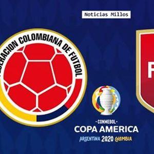 Copa Amrica Colombia Vs Per