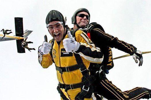 Bucket List Item Tandem Skydiving [Hollister]