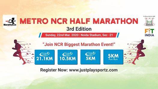 NCR Half Marathon 3rd Edition