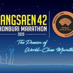Bangsaen42 Chonburi Marathon 2020
