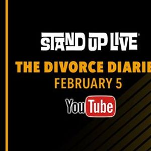 The Divorce Diaries Show at Stand Up Live