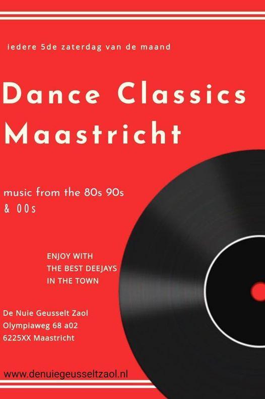 Dance Classics Maastricht, 27 August   Event in Maastricht   AllEvents.in