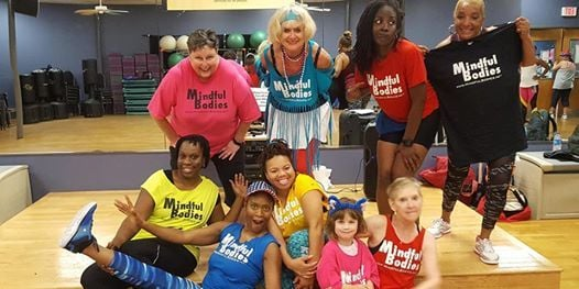 MINDFUL BODIES LABOR DAY Mon 9219 Dance Fitness Party