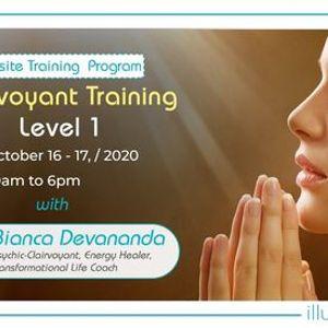 Onsite Clairvoyant Training Level 1