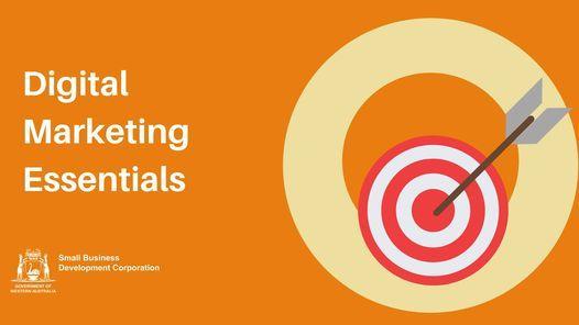Digital Marketing Essentials - free online workshop