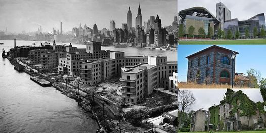 'Roosevelt Island: A History of Health, Science, and Scandal' Webinar, 19 May | Online Event | AllEvents.in