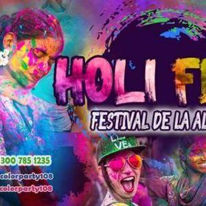 Holi Fest - El Festival de la Alegra