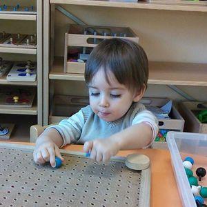 Formation Montessori - Motricit fine