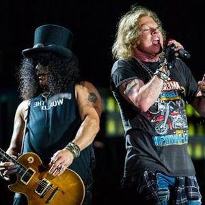 Guns N Roses Concert in Toronto