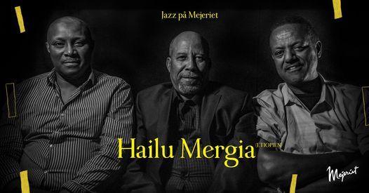 Hailu Mergia (ATFA, Etiopien) – FLYTTAT TILL 2021, 27 May | Event in Lund | AllEvents.in