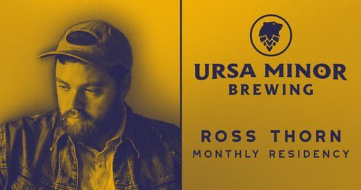 Ross Thorn Residency at Ursa Minor | Event in Duluth | AllEvents.in