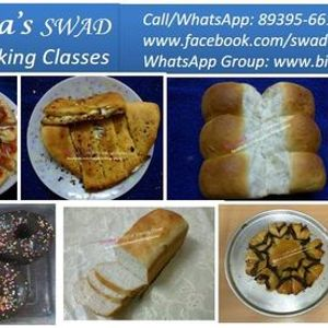 Bread Making Pizza & Donuts Workshop