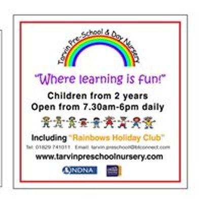 Tarvin Pre-School & Day Nursery