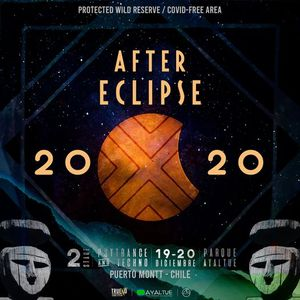 After Eclipse 2020  Moon Rave - Puerto Montt - Chile